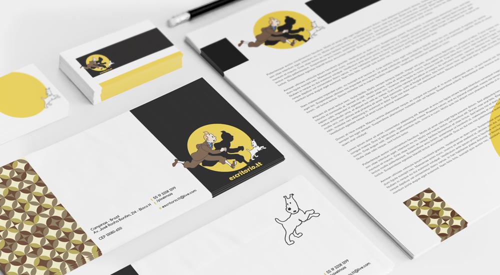Illustrator - Peças Gráficas e Branding
